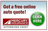 Mercury Auto Insurance Quote